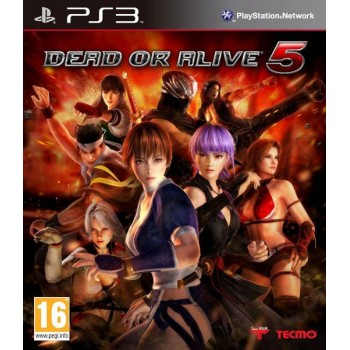 Dead or Alive 5 (Playstation 3)