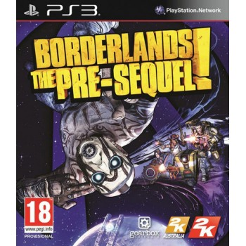 Borderlands: The Pre-Sequel (Playstation 3)