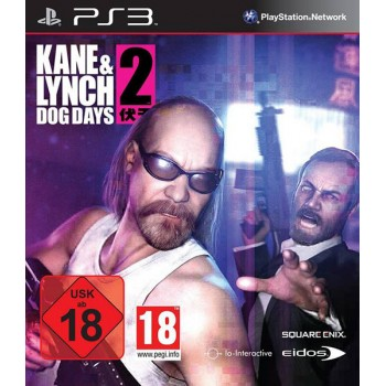 Kane & Lynch 2: Dog Days - Limited Edition (Playstation 3)