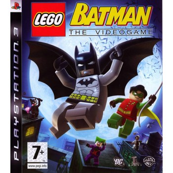 LEGO Batman: The Videogame (Playstation 3)