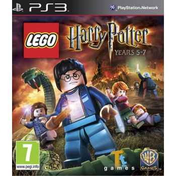 LEGO Harry Potter: Years 5-7 (Playstation 3)