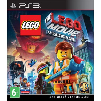 LEGO Movie Videogame (Playstation 3)