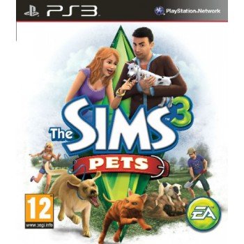 The Sims 3: Pets [Питомцы] (Playstation 3)