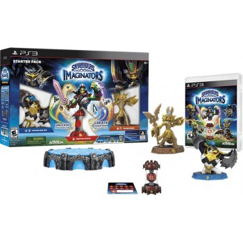 Skylanders Imaginators (Playstation 3)