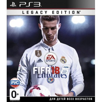 FIFA 18. Legacy Edition (Playstation 3)