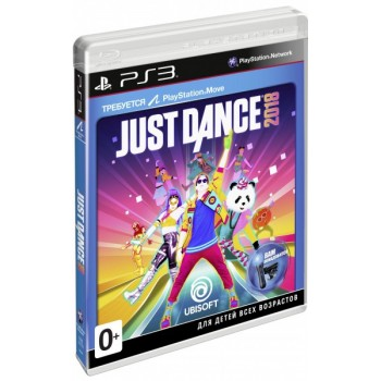 Just Dance 2018 (Playstation 3)