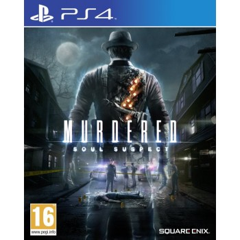 Murdered: Soul Suspect - Limited Edition (Playstation 4)