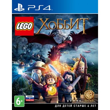 LEGO Хоббит (Playstation 4)