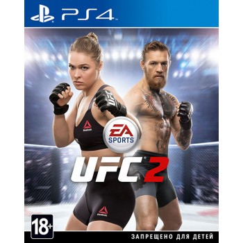 UFC 2 [EA Ultimate Fighting Championship 2] (Playstation 4)