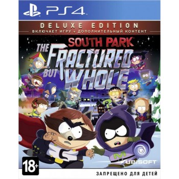 South Park: The Fractured but Whole Deluxe Edition (Playstation 4)