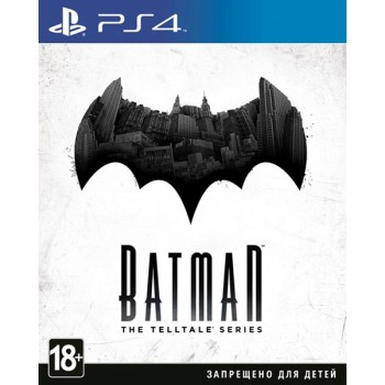 Batman The Telltale Series (Playstation 4)