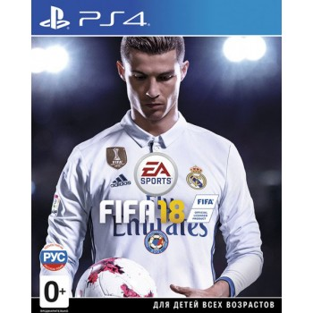 FIFA 18 (Playstation 4)