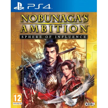 Nobunaga's Ambition: Sphere of Influence - Ascension (Playstation 4)