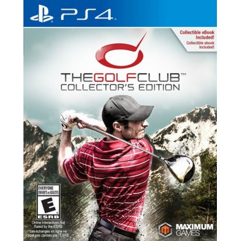 The Golf Club - Collector's Edition (Playstation 4)