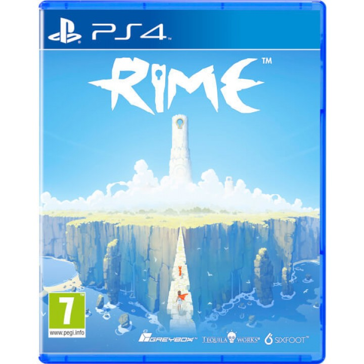 Игра для Playstation 4 Rime