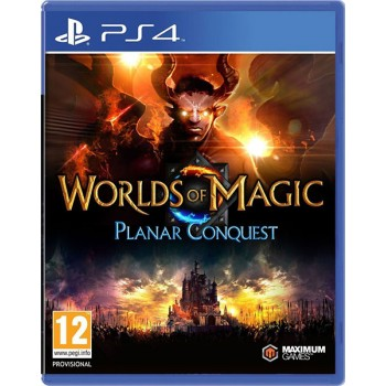 Worlds of Magic Planar Conquest (Playstation 4)
