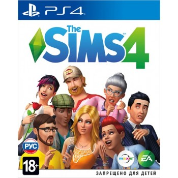 The Sims 4 (Playstation 4)