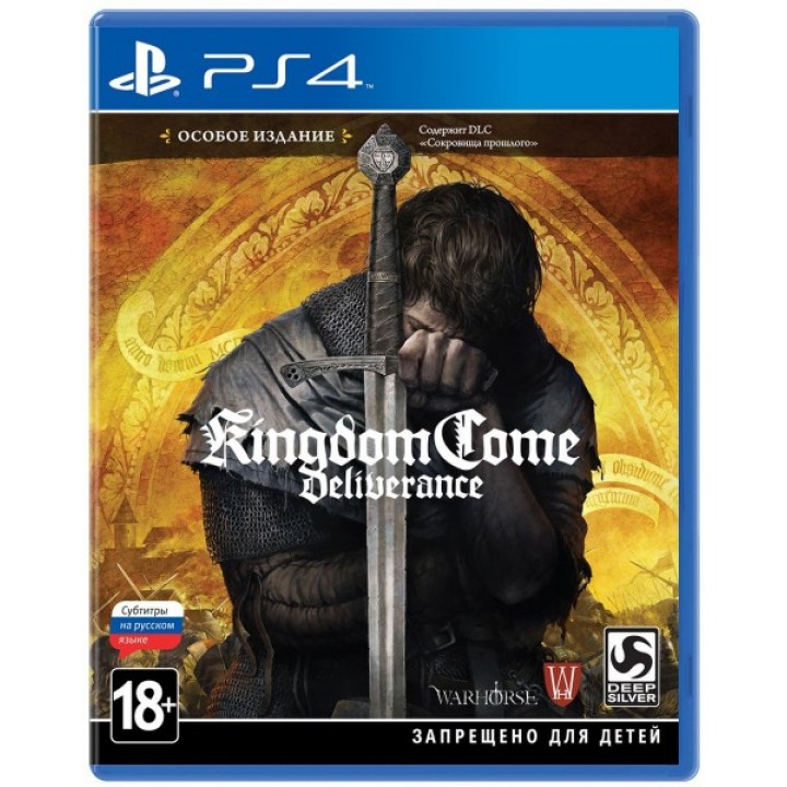 Игра для Playstation 4 Kingdom Come. Deliverance. Особое издание
