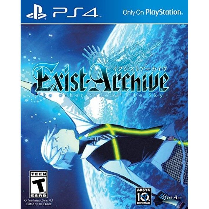 Игра для Playstation 4 Exist Archive: The Other Side of the Sky