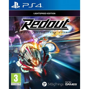 Redout - Lightspeed Edition (Playstation 4)