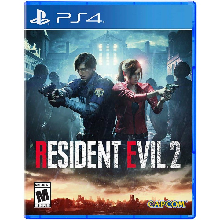 Игра для Playstation 4 Resident Evil 2