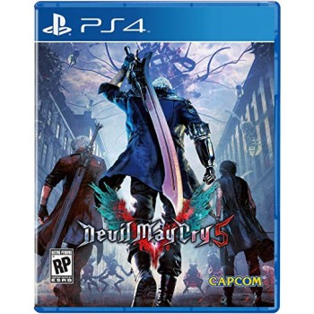 Devil May Cry 5 (Playstation 4)