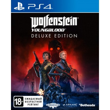 Wolfenstein Youngblood. Deluxe Edition (Playstation 4)