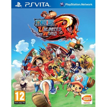 One Piece: Unlimited World Red (PS Vita)
