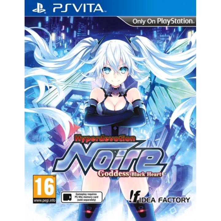 Игра для Playstation Vita Hyperdevotion Noire: Goddess Black Heart
