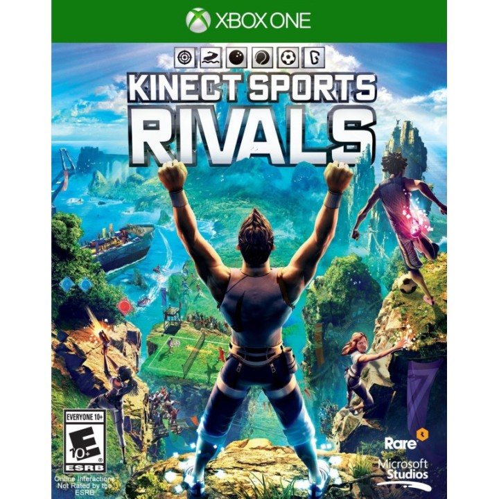 Игра для XBOX ONE Kinect Sports Rivals