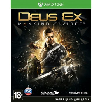 Deus Ex: Mankind Divided. Day 1 Edition (XBOX ONE)