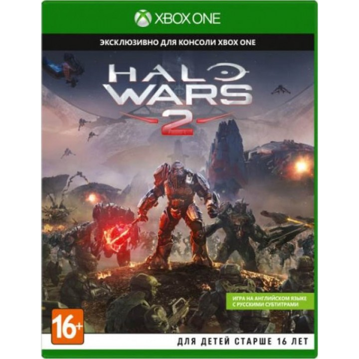 Игра для XBOX ONE Halo Wars 2