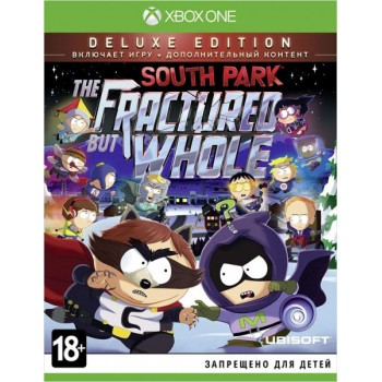South Park: The Fractured but Whole Deluxe Edition (XBOX ONE)