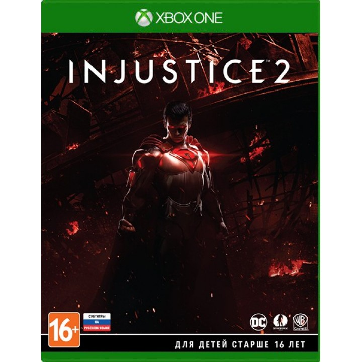 Игра для XBOX ONE Injustice 2
