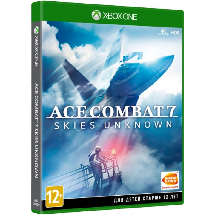 Игра для XBOX ONE Ace Combat 7: Skies Unknown