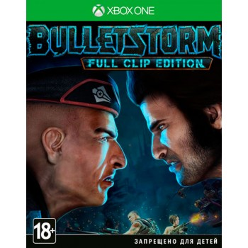 Bulletstorm: Full Clip Edition (XBOX ONE)