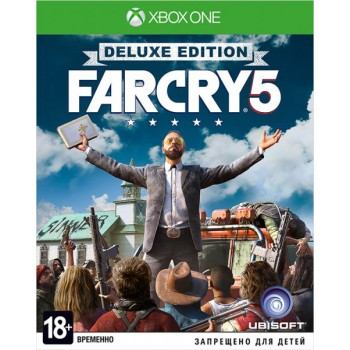 Far Cry 5 Deluxe Edition (XBOX ONE)