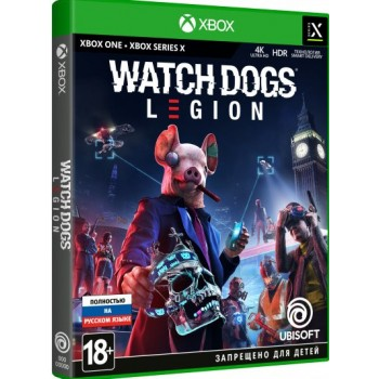 Watch Dogs Legion (Xbox One/Xbox Series X)