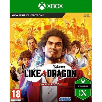 Yakuza: Like a Dragon (Xbox One/Xbox Series X)