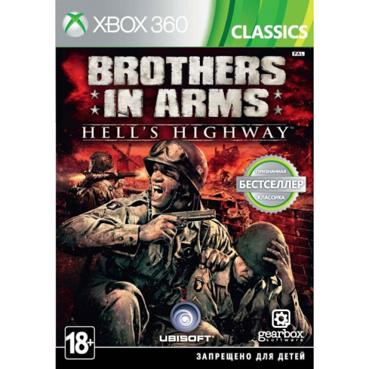 Игра для XBOX 360 Brothers in Arms: Hell's Highway