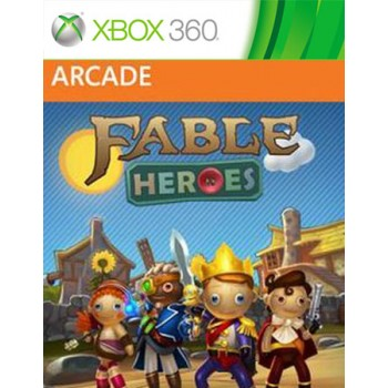 Fable Heroes - Цифровой код (XBOX 360)