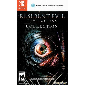 Resident Evil Revelations Collection (Nintendo Switch)