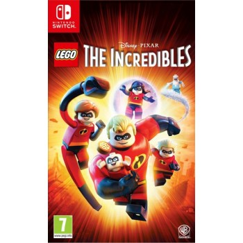 LEGO Суперсемейка (Nintendo Switch)